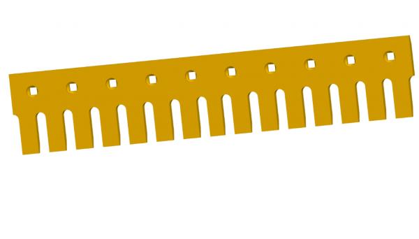 如何护理挖掘机斗齿?